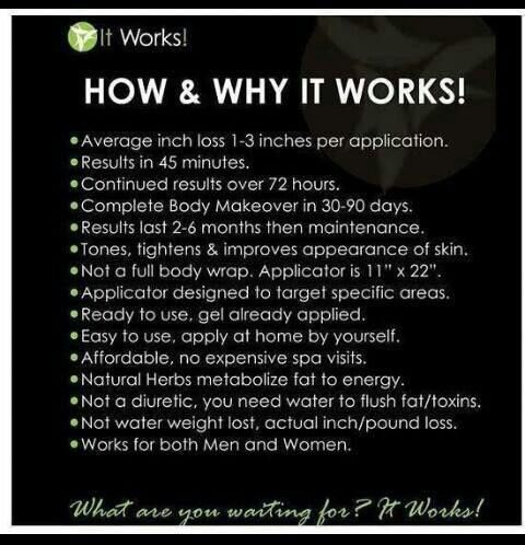 Do It Works Wraps Work The Good Vibe Tribe